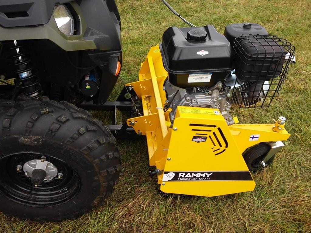 RAMMY Flail mower 120 ATV - Rammy