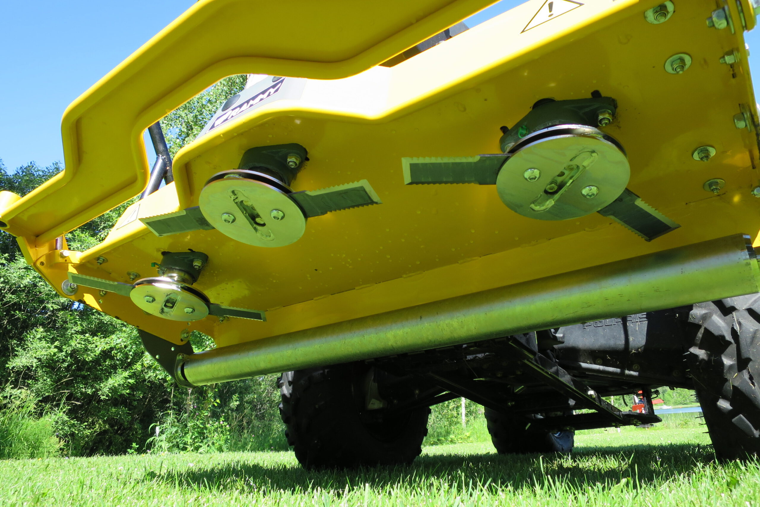 Rammy Rotary mower 120 ATV PRO (46)