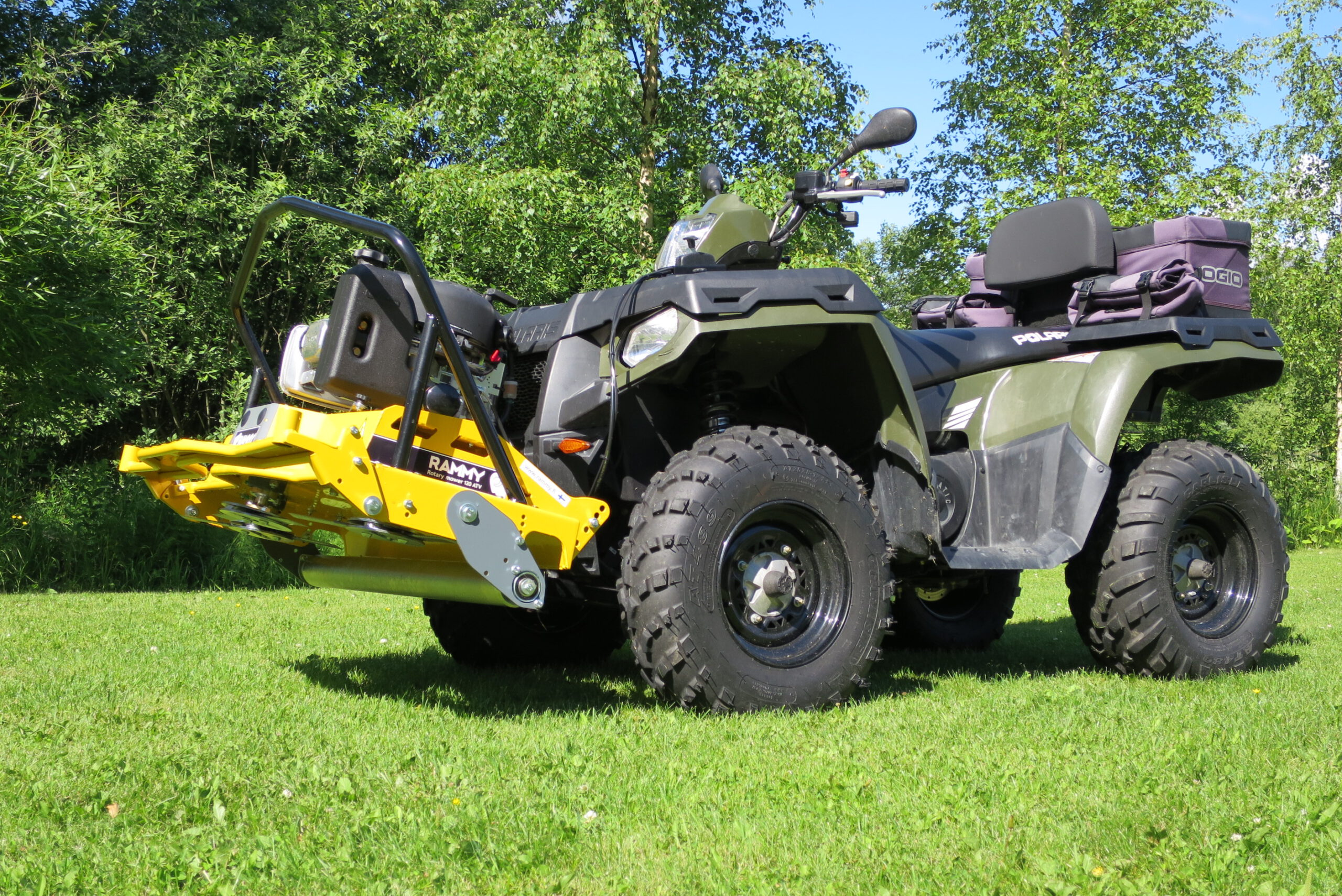 Rammy Rotary mower 120 ATV PRO (48)