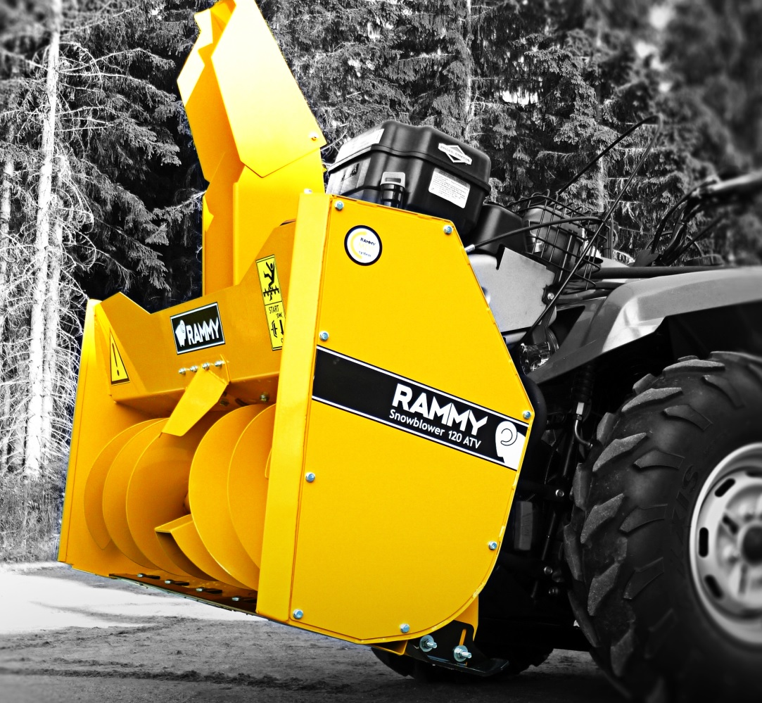 Rammy Snowblower 120 ATV