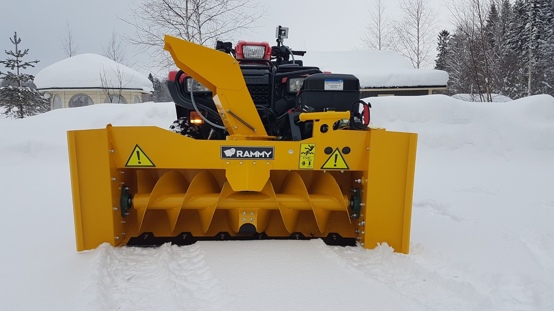 Rammy Snowblower 140 ATV (10)