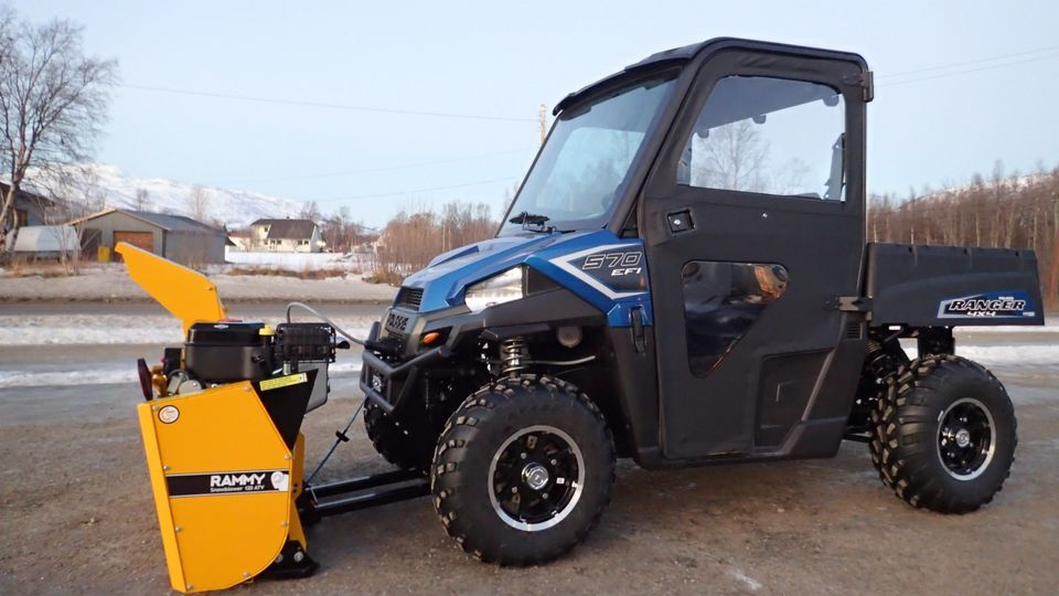 Rammy Snowbower & Polaris Ranger 570 2019 (4)