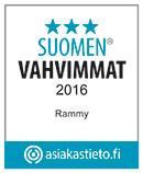 Rammy Suomen Vahvimmat