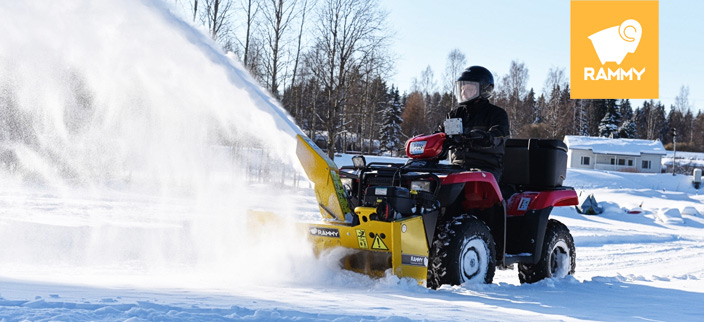 Rammy Snowblower